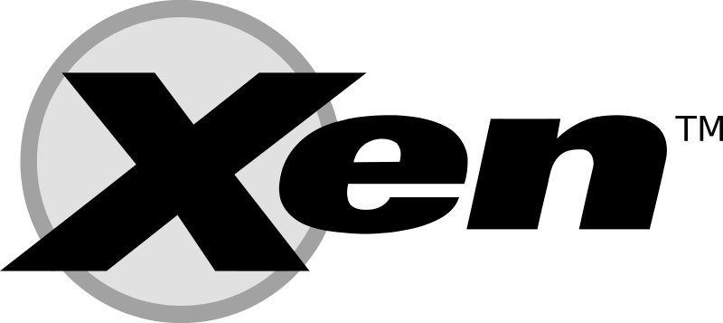Logo of the Xen project