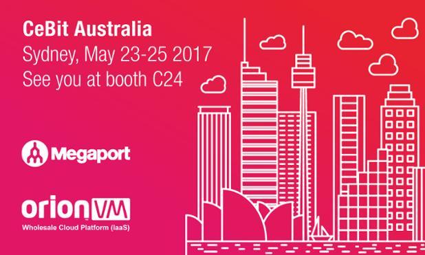 CeBIT Australia 2017 Booth C24