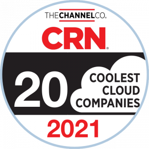 2021 CRN 20 Coolest Cloud Companies